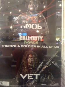 Gamestop Window Display