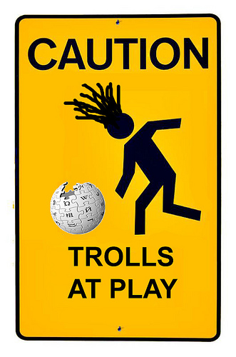 Trolls at Play